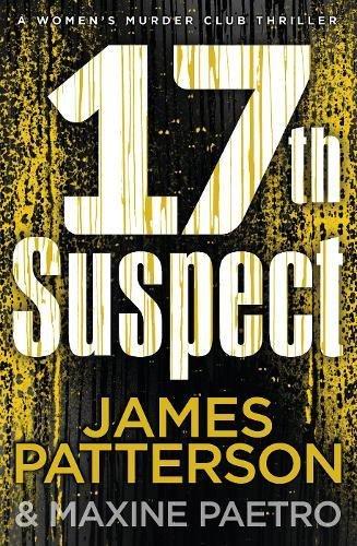 Buchseite und Rezensionen zu '17th Suspect: (Women's Murder Club 17)' von James Patterson