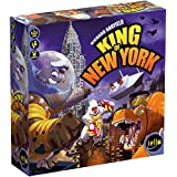 Iello - 331596 - Jeu De Cartes - King Of New York