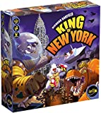 Image for board game Iello King of New York Board Game
