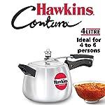 Hawkins Contura 1.5-Liter Pressure Cooker