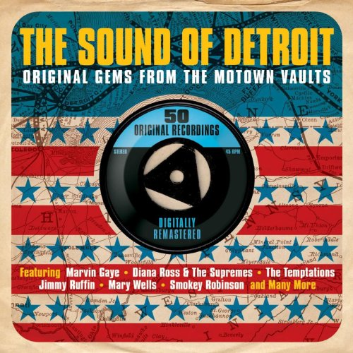 The Sound Of Detroit - Origina...