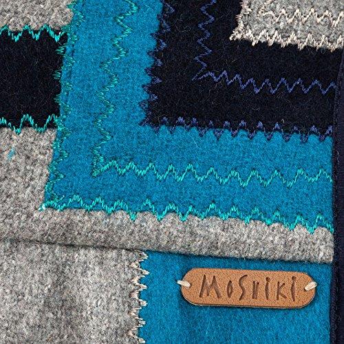 Moshiki Wickelrock MOSK 08 verschiedene Farben und Größen Turqoise