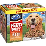 HiLife Feed Me Dog Food Beef & Fresh Vegetables With Cheese 6kg