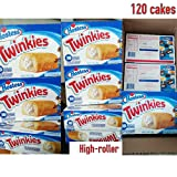 120 Twinkies 12 Pack of 10 Hostess Cake Bulk Orders …