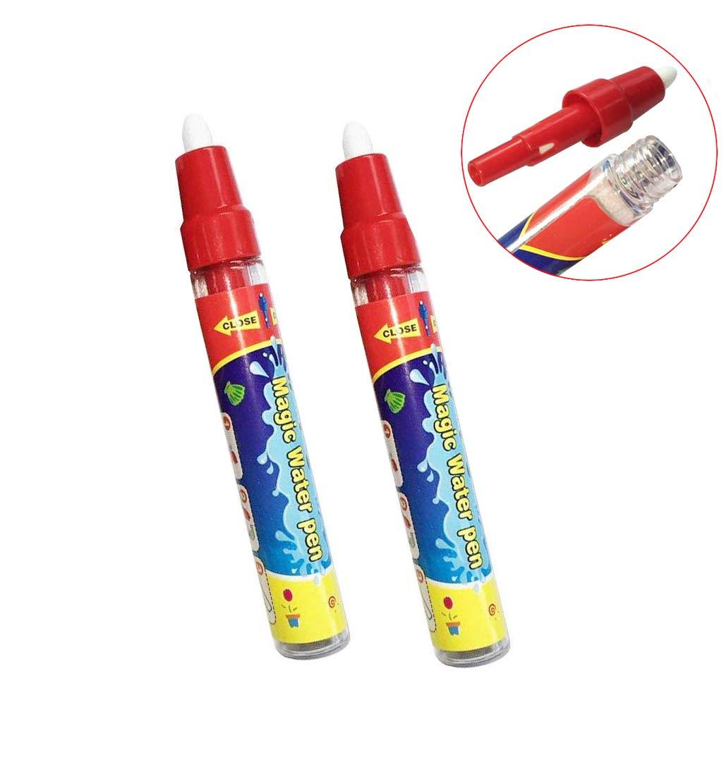 BENGO Confezione da 10 Penne di Aqua per Doodle Tappeto Magico Aqua