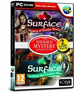 Surface : Mystery of Another World Surface + Surface : The Noise She Couldn't Make [import anglais]