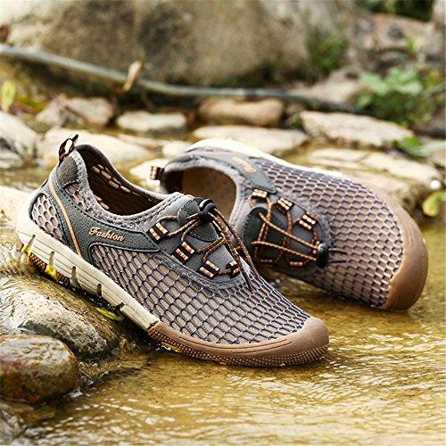 SAGUARO , Chaussures aquatiques pour homme Dark-Gray