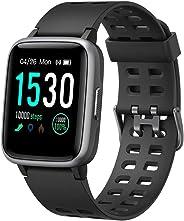 Willful Smartwatch Orologio Fitness Tracker Uomo Donna Sportivo Smart Watch IP68 Cardiofrequenzimetro da Polso Smartband Acti