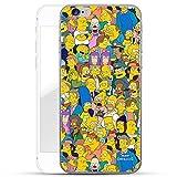 Finoo Simpsons Serie 01 Custodia Rigida Iphone - SIMPSONS PERSONAGGI 01, Iphone 6 Plus/6S Plus
