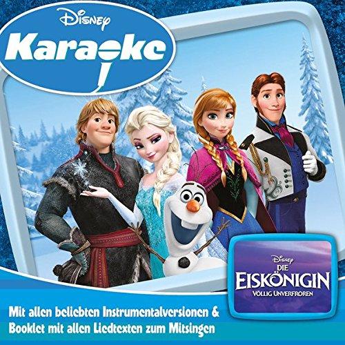 Die Eiskönigin - Völlig Unverfroren (Frozen) (Karaoke Version)