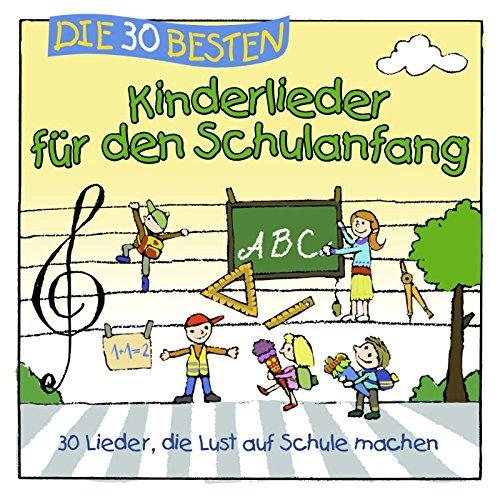 Die 30 besten Kinderlieder für den Schulanfang (30 Lieder, die Lust auf Schule machen)