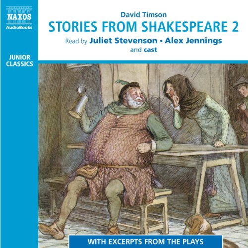 Stories from Shakespeare 2  Audiolibri