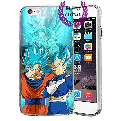 Dragon Ball Z Super GT Protectores de iPhone Case Cover - Unico Diseno