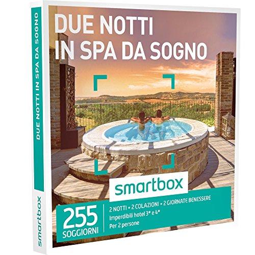 smartbox-cofanetto-regalo-due-notti-in-spa-da-sogno-2-notti-con-colazione-e-2-giornate-benessere-per