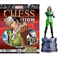Figura de Ajedrez de Resina Marvel Chess Collection Nº 40 Rogue