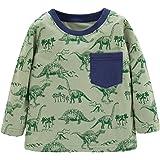 فساتين للفتيات (1-7 سنوات) من اينونو، قمصان وتي شيرتات 100% قطن للاولاد والفتيات
