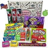 Confezione Assortita di Snack Vegani   Caramelle Americane per Idea Regalo
