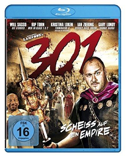 Bild von 301 - Scheiß auf ein Empire [Blu-ray]