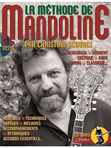 La Méthode De Mandoline (Book/Cd) - Sheet Music, CD