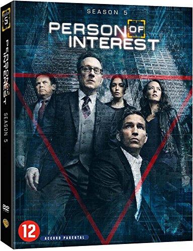 Person Of Interest - Seizoen 5 (1 DVD)