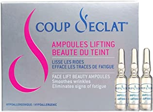 COUP D'ECLAT AMPOULES LIFTING 1ML X 3