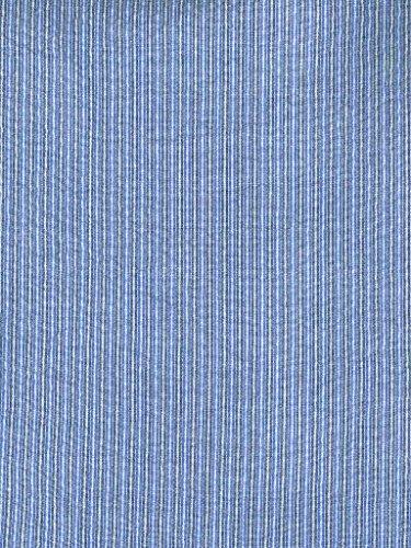 Carrera Jeans - Camicia 213C1253X per uomo, tessuto tinto filo, vestibilità normale, manica corta G59 - Fantasia a righe tinto filo bianco-blu-bluette