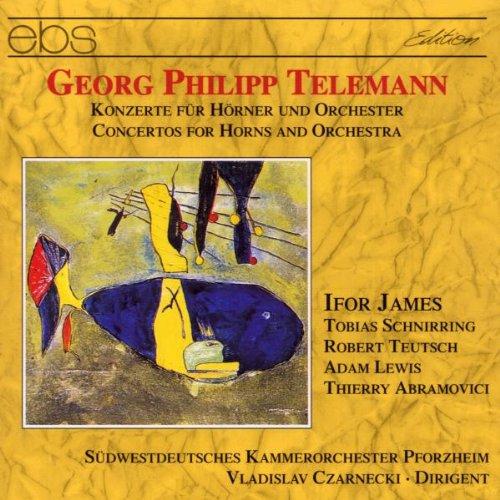 Ebs Recording (Note 1 Musikvertrieb) Hornkonzerte