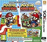 Mario et Donkey Kong: Minis en mouvement + Mario Vs. Donkey Kong: Minis Mars Again! Codes -Télécharger (encadré) Mario and Donkey Kong: Minis on the Move + Mario Vs. Donkey Kong: Minis March Again! -Download Codes (Box)