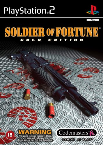Soldier of Fortune Gold Edition (PS2) [Importación Inglesa]