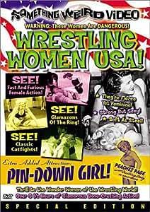 Wrestling Women Usa [DVD] [Region 1] [US Import] [NTSC]
