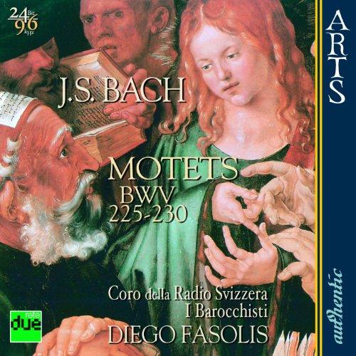 Bach: 6 Motetten - Motets BWV ...