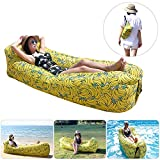 Fansport Air Lit, Canapé d'air Air Lit Plage Hamac d'air Lit De Chaise d'air Air Sofa Canapé-Lit...