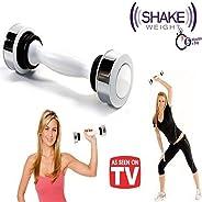 Shake Weight Titreşimli Dambıl Ağırlık Seti Kas Geliştirme Kol Çalıştırıcı