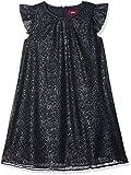 s.Oliver Mädchen Kleid 58.711.82.2754, Blau (Dark Blue Multicol Str 58S3), 116