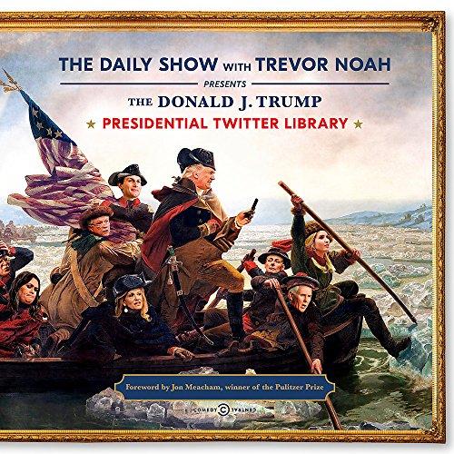 Preisvergleich Produktbild The Daily Show Presidential Twitter Library
