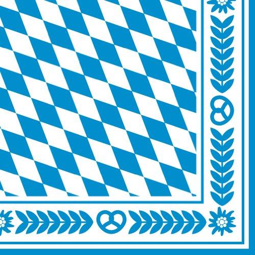 susy-card-11095262-napkin-bavaria-rhombus-33-x-33-cm