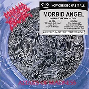 Altars of Madness (Dual Disc)