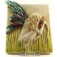 Garry weiß Wandschild–Gras Fairy–signiert preisvergleich bei billige-tabletten.eu