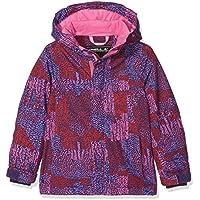 O'Neill Girls' Dazzle chaquetas nieve, niña, color Pink Aop, tamaño 128