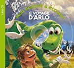Le voyage d'Arlo (1CD audio)