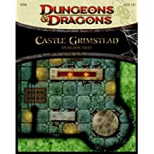 Castle Grimstead - Dungeon Tiles: A Dungeons & Dragons Accessory