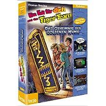 Tiger-Team - Geheimnis der goldenen Mumie