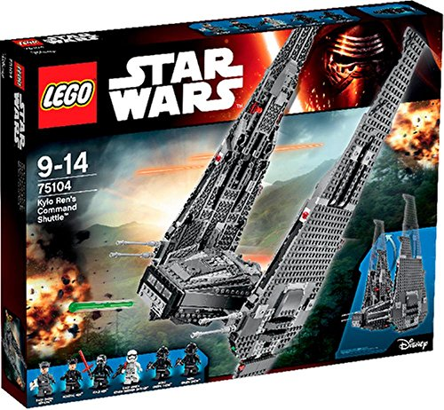LEGO® Star Wars 75104 Kylo Ren's Command Shuttle