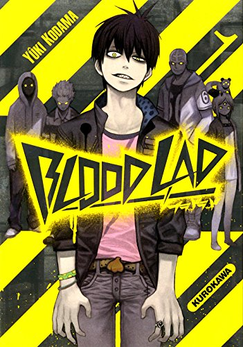 Blood Lad Vol.1