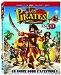 Les Pirates ! Bons � rien, mauvais en tout [Combo Blu-ray 3D + DVD]