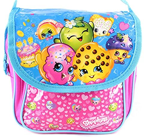 Shopkins, Cartable Multicolore Pink and Blue