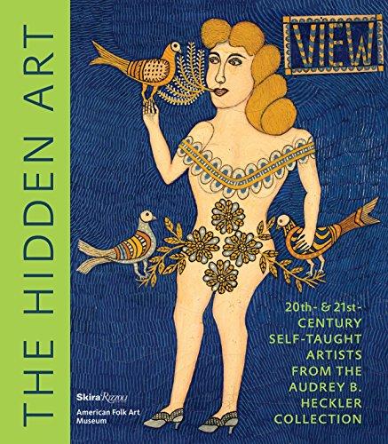 Hidden Art, The por Audrey B. Heckler