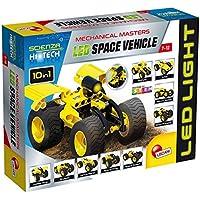 Liscianigiochi Scienza Hi Tech construcción Mini con LED Vehículo Espacial