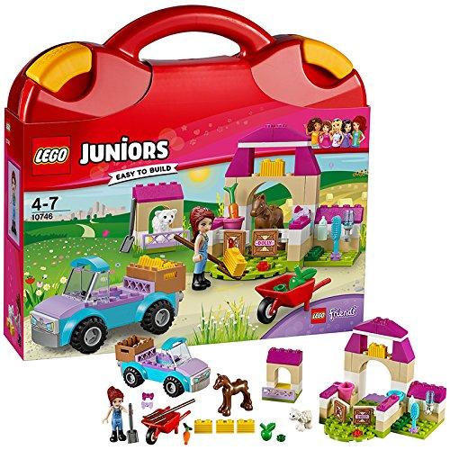 LEGO JUNIORS - MALETIN DE GRANJA (10746)