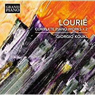 Lourié: Complete Piano Works, Vol. 2